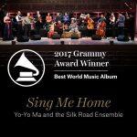 Grammy recordingacademy para silkroadproject e yoyomaofficial e davidesalvado e angelopintihellip