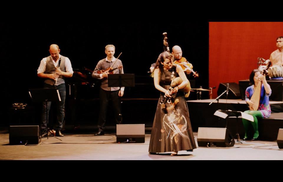 Silk Road Ensemble, 2014