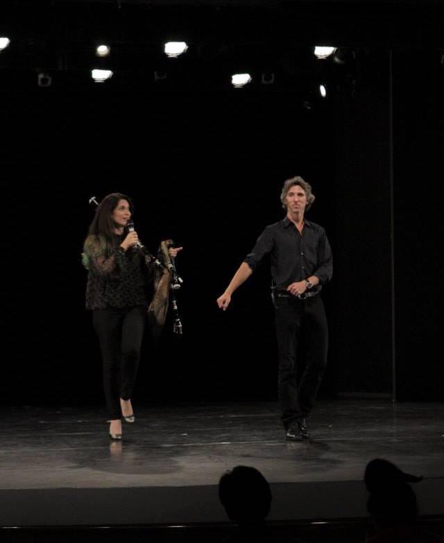 Cristina Pato & Damian Woetzel