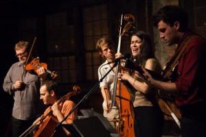 Gala Brooklyn 2012, Paul Kowert, Todd Reynolds
