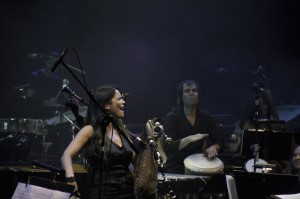 The World Orchestra Tour, Josep Vicent 2011