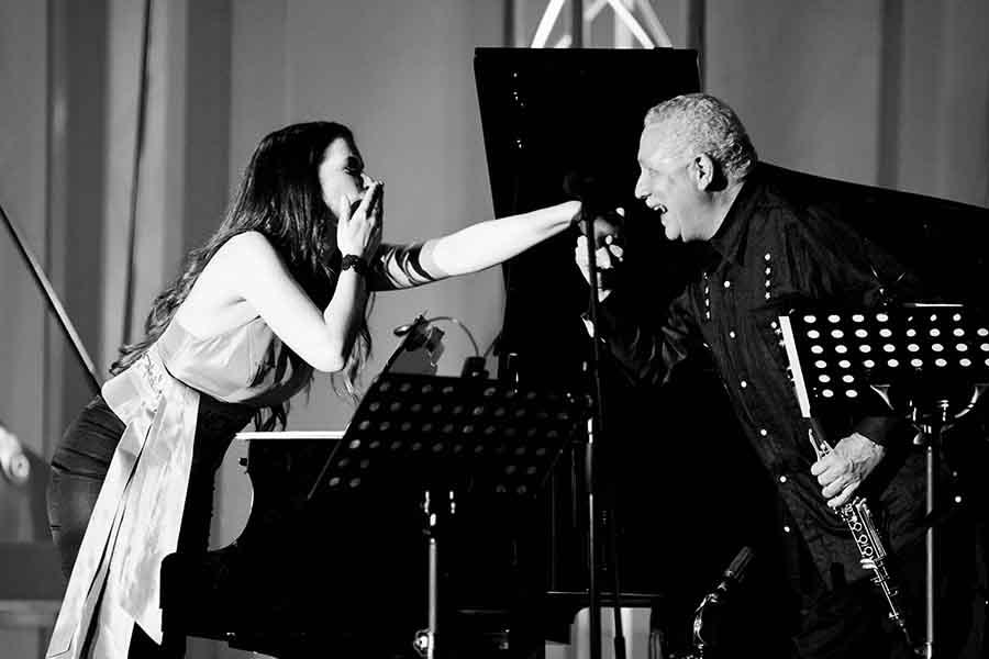 Cristina Pato & Paquito D'Rivera – Galician Connection