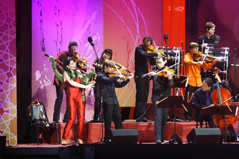 The Silk Road Ensemble and Yo-Yo Ma, Live from Lincoln Center 2009