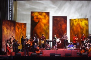 The Silk Road Ensemble and Yo-Yo Ma, 2011
