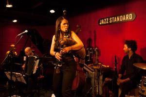 Jazz Standard, New York 2013