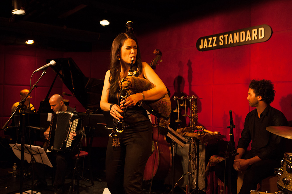 Cristina Pato Quartet at Jazz Standard