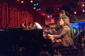Afro-latin Jazz Orchestra, Birdland, New York City 2013