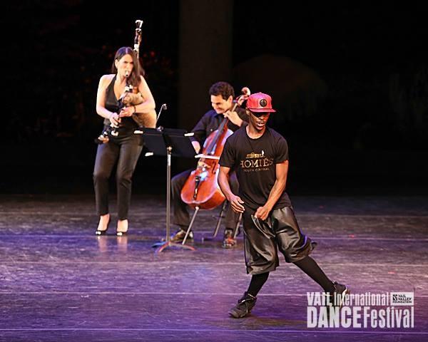 Vail International Dance Festival, 2013 Lil Buck