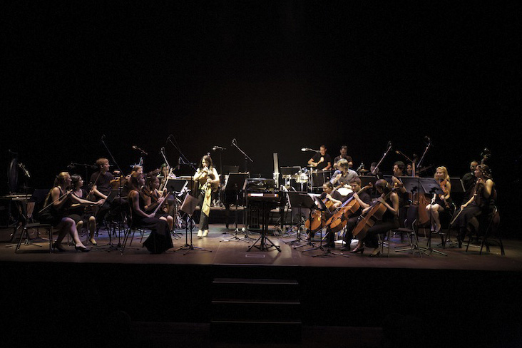The World Orchestra TOUR, 2011