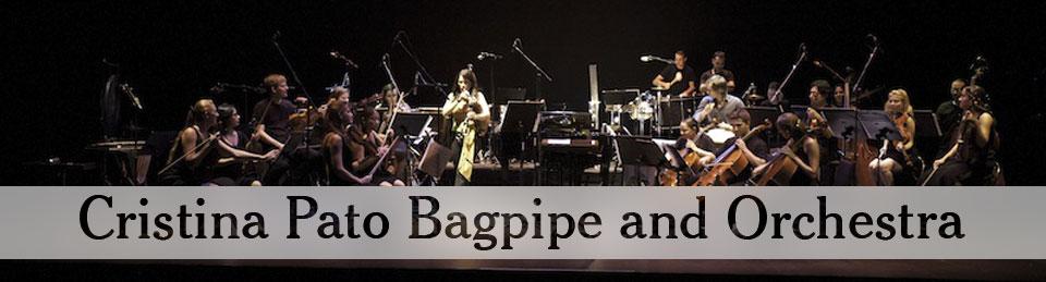 Cristina Pato Bagpipe & Orchestra