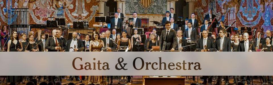 Gaita & Orchestra