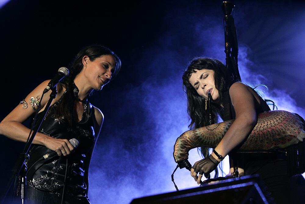 Festival de Ortigueira 2010, Rosa Cedrón