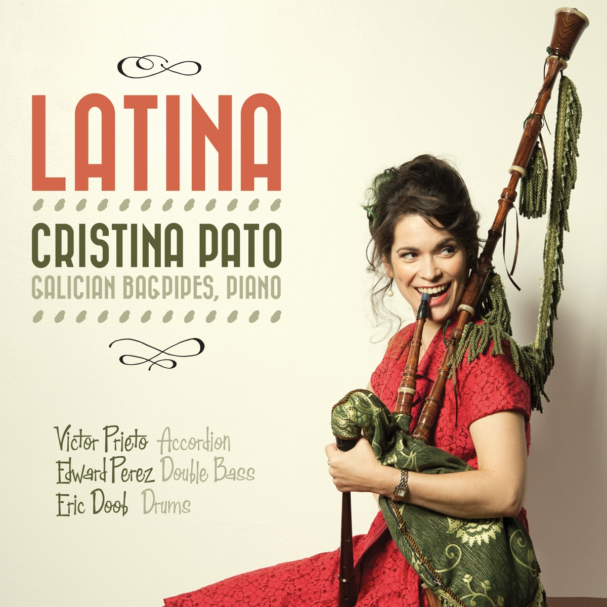 Latina CD Cover