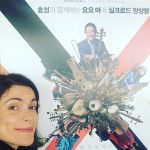 Ol Sel! Hello Seoul! Concert tonightwith silkroadproject yoyomaofficial