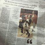Bos das Santiago!!! elcorreogallegoweb realfilharmoniadegalicia octaviovazquez newmusicusa auditoriodegalicia