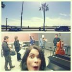 Ol California! Sol! Sun! warm and sunny teaching day! Sohellip