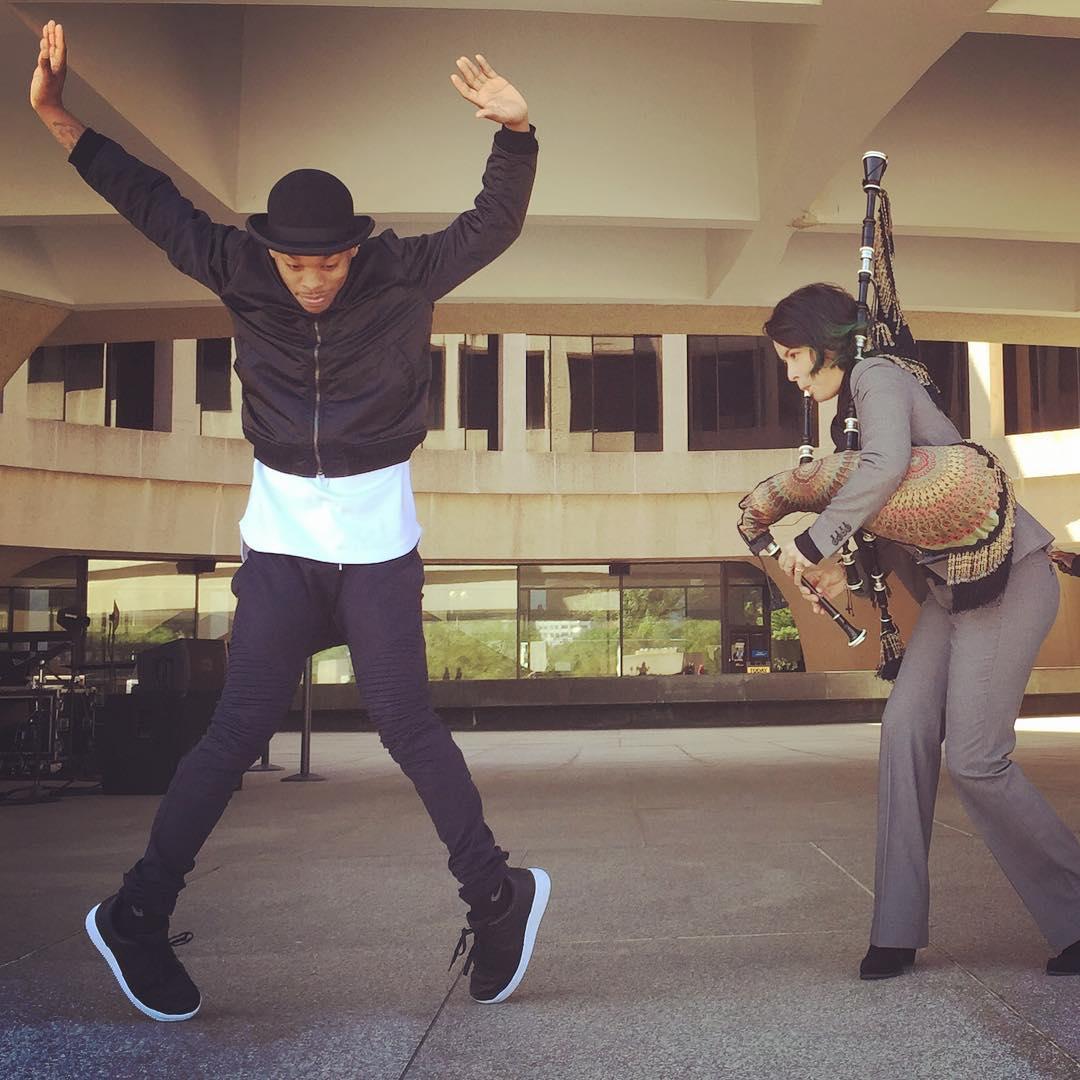 Cristina Pato & Lil Buck