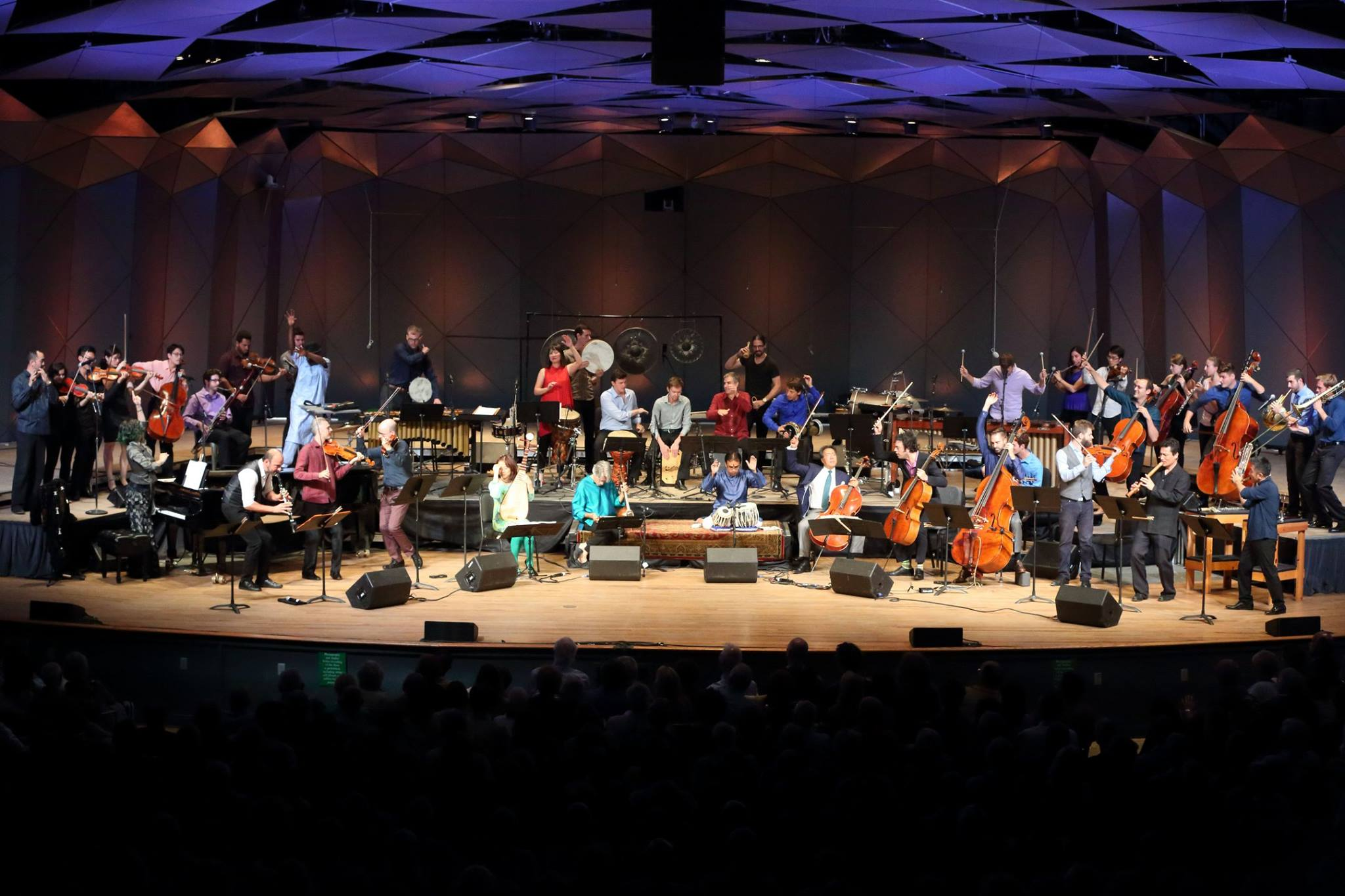 Silkroad at Tanglewood 2016
