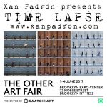 Supporting my favorite photographer xanpadron at theotherartfairnyc Come to Brooklynhellip