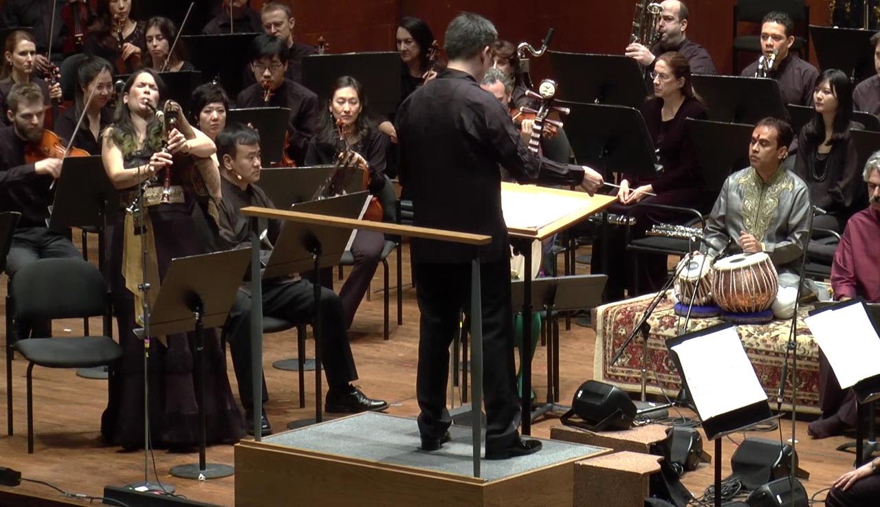 Cristina Pato & NY Philharmonic - 2015