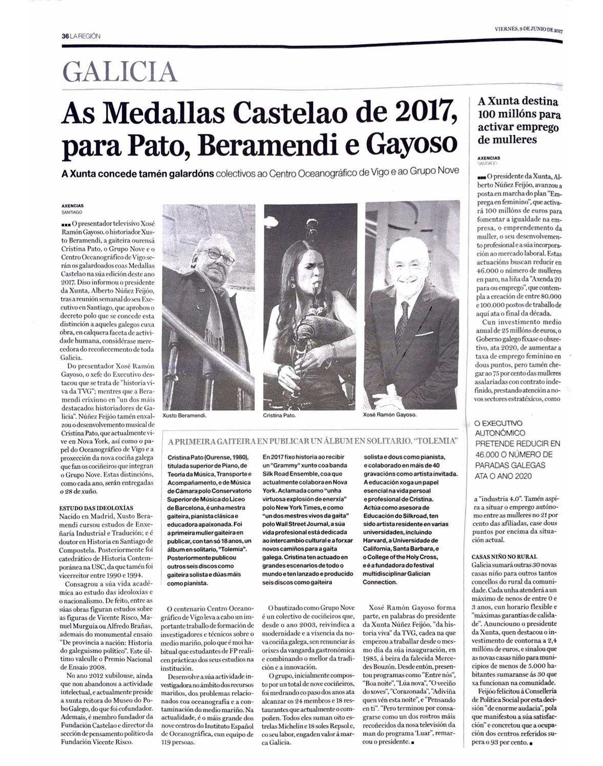 La Región 09/06/2017