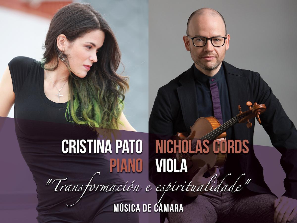 Cristina Pato & Nicholas Cords