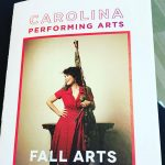 Gracias carolinaperformingarts for making us feel like home! See uhellip