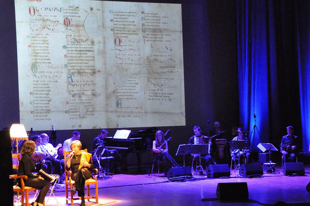O Pergamiño Vindel: unha viaxe musical