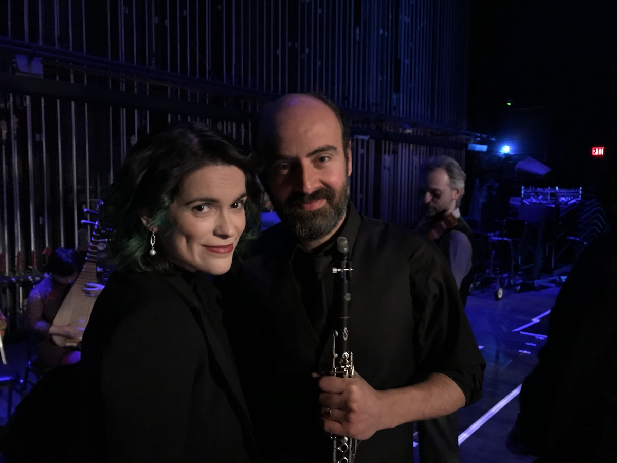 Silkroad Ensemble Spring Tour 2018 - Cristina Pato & Kinan Azmeh