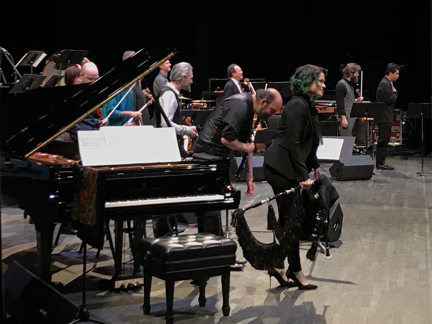 Silkroad Ensemble Spring Tour 2018
