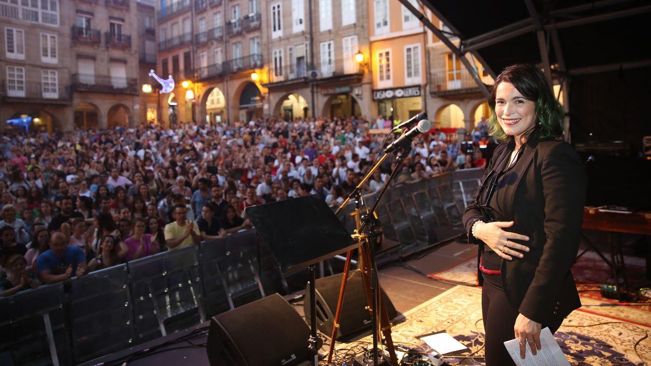 Cristina Pato - Pregón Festas de Ourense 2018