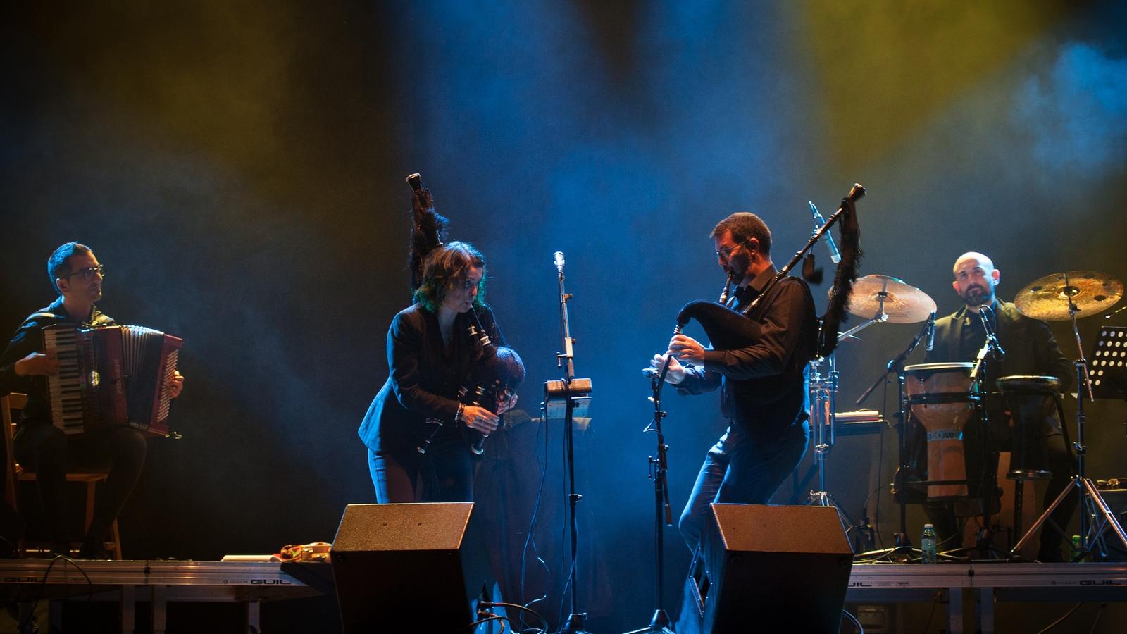 Cristina Pato Galician Trio & Suso Vaamonde