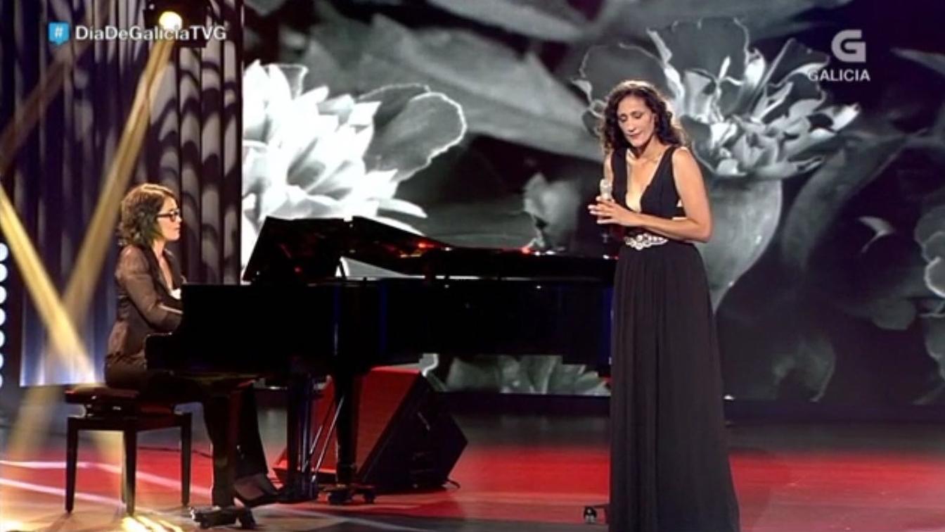 Cristina Pato & Rosa Cedrón– Día de Galicia 2018 TVG