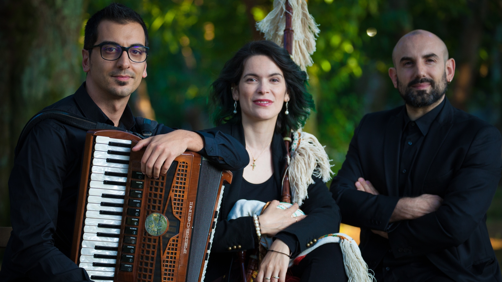 Cristina Pato Galician Trio 2018