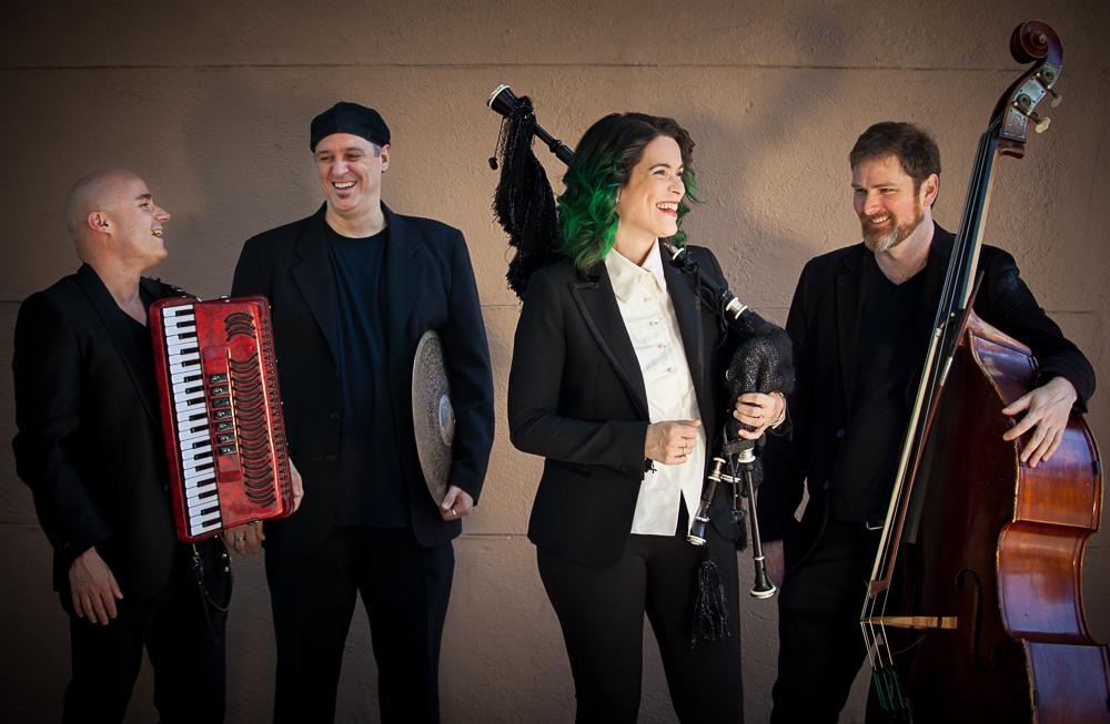 Cristina Pato Quartet 2018