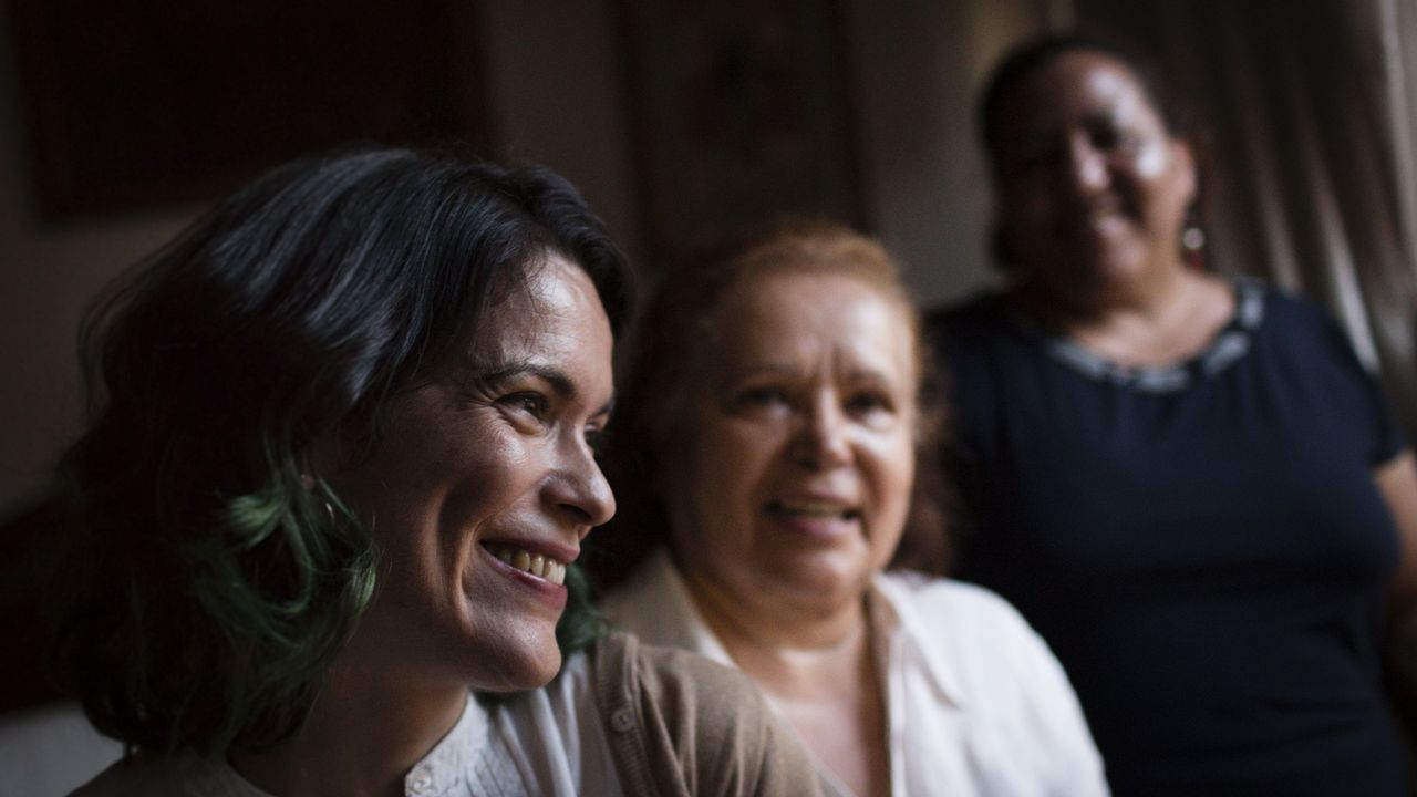 Cristina, Maruxa & Máxima - © Agostiño Iglesias